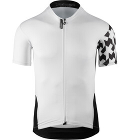 assos SS.EquipeJersey_Evo8 Bike Jersey Shortsleeve Men white